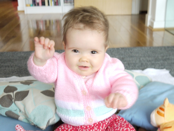 Hand Knitted Baby Clothes Only Best For Baby Only Best