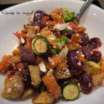 Roasted Root Vegetables with Feta
