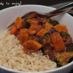Mild Vegetable Curry