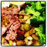 My Tuna Nicoise Salad