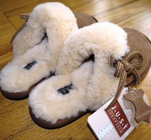 Just Sheepskin Slippers