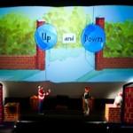 Up and Down at the Ga Ga Theatre
