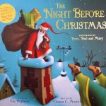 The Night Before Christmas Book and CD