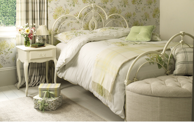 laura ashley bedroom